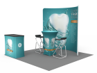 10x10ft Custom Trade Show Booth 11
