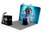 10x10ft Custom Trade Show Booth J