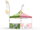 10x10 Custom Pop Up Canopy Tent Combos 14