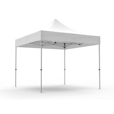 10x10 Unprinted White Pop Up Event Tent Canopy
