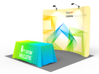 10x10ft Standard Trade Show Booth 02