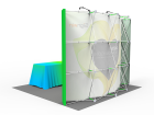 10x10ft Standard Trade Show Booth 11