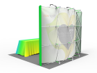 10x10ft Standard Trade Show Booth 12