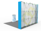10x10ft Standard Trade Show Booth 13