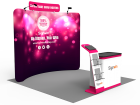 10x10ft Standard Trade Show Booth 18