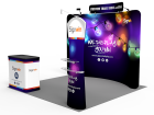 10x10ft Standard Trade Show Booth 20