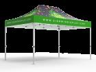 10x15 Custom Pop Up Canopy Tent