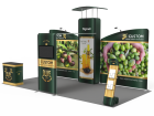 10x20ft Custom Trade Show Booth 12
