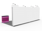 10x20ft Custom Trade Show Booth B