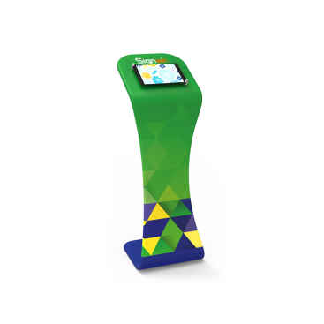 Tension Fabric iPad & Tablet Banner Stand