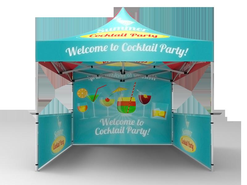 Custom Canopy Tent
