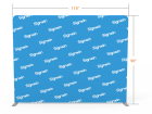 Step and Repeat Video Backdrop Custom Printed Tension Fabric Display