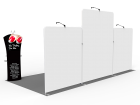 10x20ft Custom Trade Show Booth L