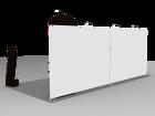 10x20ft Custom Trade Show Booth N