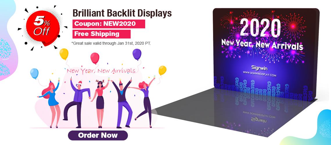 Backlit Displays