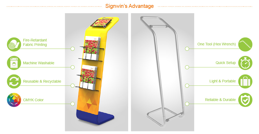 Signwin-Tension-Fabric-iPad-Tablet-Literature-Banner-Stand_LS-W-03_Advantage