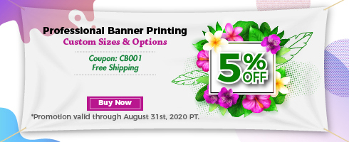 Signwin 5% Off Professional Banner Printing Custom Sizes & Options
